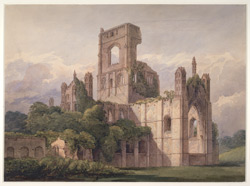 Kirkstall Abbey, Yorkshire f.29